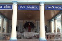 Shrine of Our Lady of Madhu, Mannar, Sri Lanka