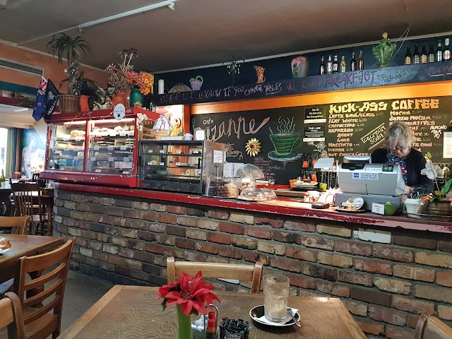 Cafe Cezanne