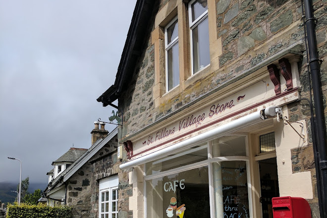 St Fillans Village Store, St. Fillans, United Kingdom