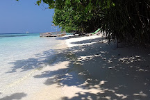 Bikini Beach, Rasdhoo, Maldives
