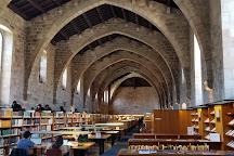 Biblioteca de Catalunya, Barcelona, Spain