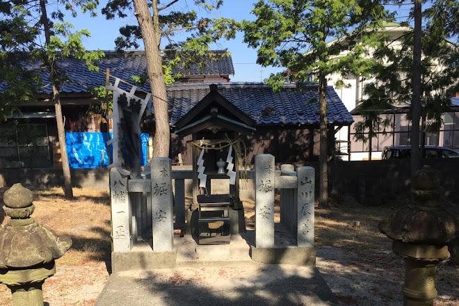 Shinden Shrine, Yonago, Japan