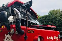 Lady Dive Tours, Ottawa, Canada