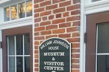 William Johnson House, Natchez, United States
