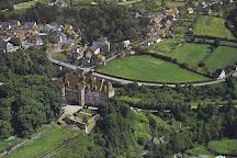 Chateau de Boussac, Boussac, France