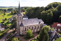 Chateau d'Useldange, Redange, Luxembourg