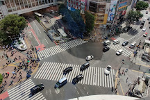 Shibuya Crossing, Shibuya, Japan