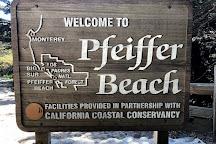 Pfeiffer State Beach, Big Sur, United States