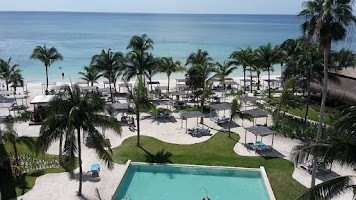Akumal Bay - Beach & Wellness Resort Map - Mexico - Mapcarta