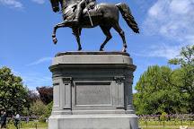 Boston Public Garden, Boston, United States