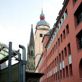 Станция  Köln Hbf