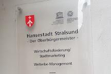 Welterbe-Ausstellung, Stralsund, Germany