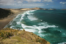 Cape Reinga Lighthouse, Cape Reinga, New Zealand