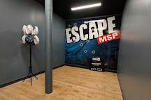 Escape MSP - St. Paul, Saint Paul, United States