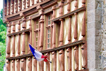 Ernest Renan's House, Treguier, France