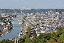 Cote Sainte-Catherine, Rouen, France