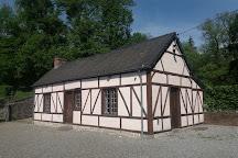 Castle Veves, Houyet, Belgium