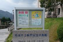Tanba Municipal Ueno Memorial Art Museum, Tamba, Japan