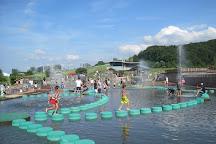 Echigo Hillside Park, Nagaoka, Japan