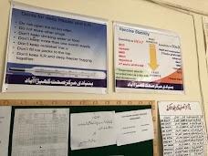 Shahid Hospital sargodha