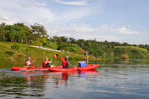 Kayak the Nile, Jinja, Uganda