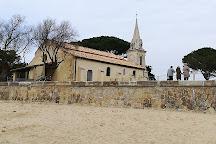 Eglise St Eloi, Andernos-les-Bains, France