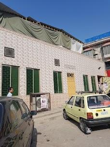 Masjid AL Ehsan islamabad