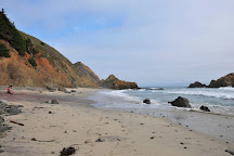 Pfeiffer State Beach, Big Sur, United States