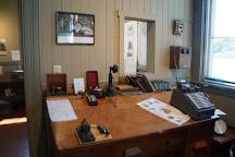 Railroad & Ferry Depot Museum, Tiburon, United States