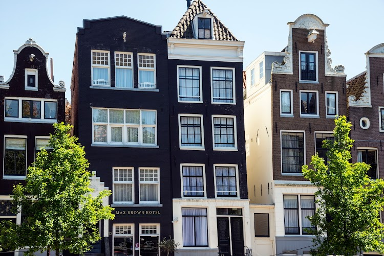 Max Brown Hotel Canal District Amsterdam