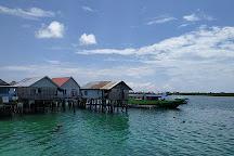 Liya Togo Fort, Wangi Wangi Island, Indonesia