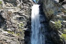 Rainbow Falls, Stehekin, United States