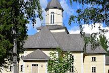Puumala wooden church, Puumala, Finland