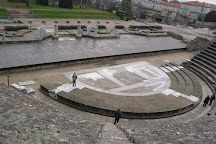 Amphitheater of the Three Gauls (Amphitheatre des Trois Gaules), Lyon, France