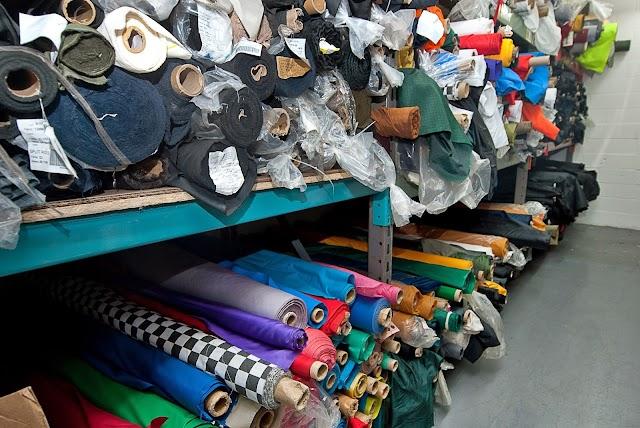 Brador Hiver Fabrics