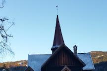 Rollag stavkirke, Rollag, Norway
