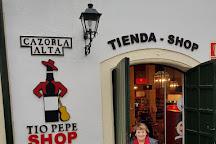 Bodegas Tio Pepe, Jerez De La Frontera, Spain