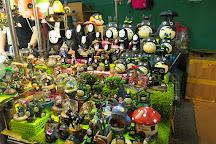 Jhongli Xinming Night Market, Taoyuan, Taiwan