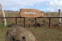 Pu o Hiro, Hanga Roa, Chile