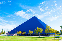 The Walter Pyramid, Long Beach, United States