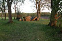 Hunebed D28 & D29, Borger, The Netherlands