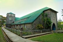 The Episcopal Church of Saint Mary the Virgin, Sagada, Philippines