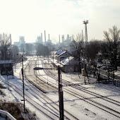Железнодорожная станция  Ostrava Stred