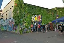 Tanzhaus West, Frankfurt, Germany