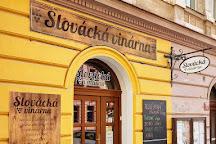 Slovacka Vinarna, Prague, Czech Republic