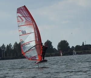 Windfoilen Nederland