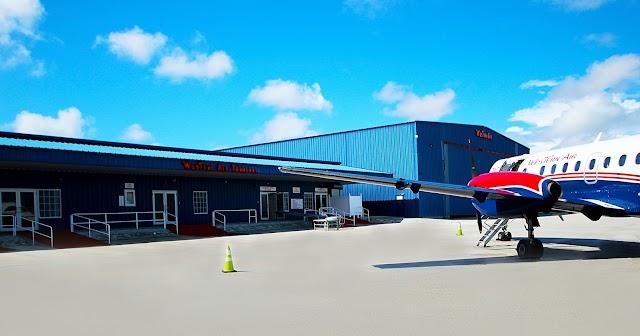 Western Air Freeport Passenger Terminal