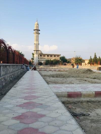 منار مسجد