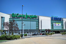 El Corte Ingles, Getafe, Spain