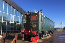 Railway Museum Angelholm, Angelholm, Sweden